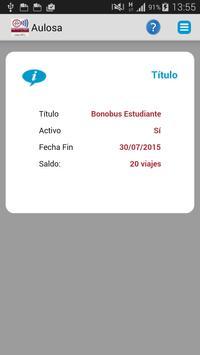 AULOSA NFC screenshot 2