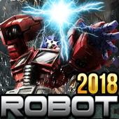 Transform Truck Robot Galaxy Rush icon