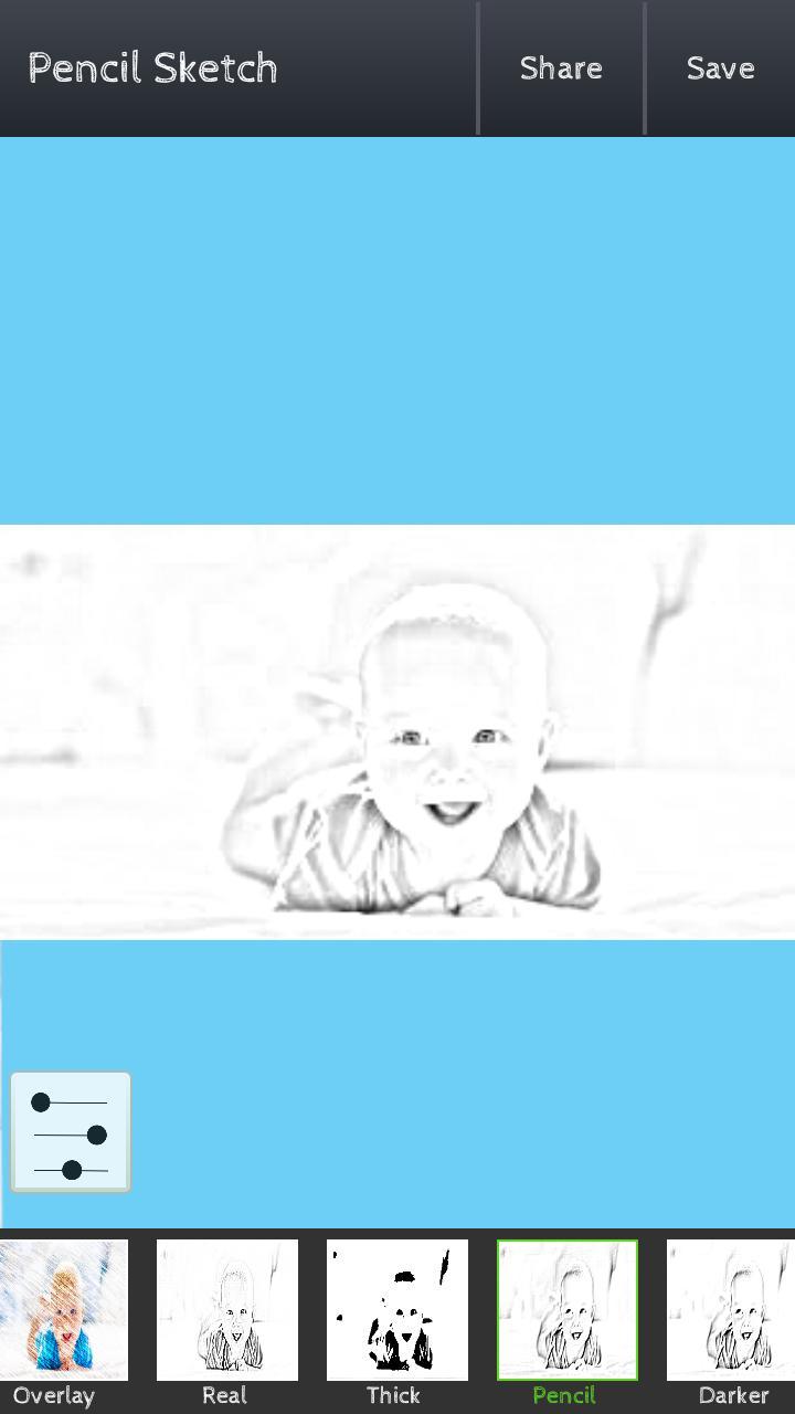 Transformer Photo En Dessin Au Crayon Pour Android