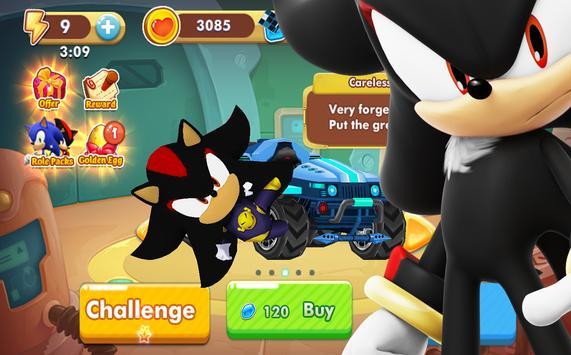 Sonic Racing Transformers: Kart & Car Racing Game screenshot 4