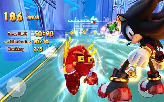 Sonic Racing Transformers: Kart & Car Racing Game screenshot 3