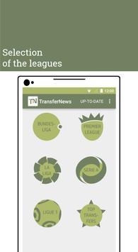 TransferNews - Football Transfers apk screenshot