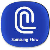 New Samsung Flow guide icon