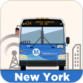 NYC Bus Time - New York Bus Tracker icon