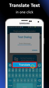 Hindi English translator Keyboard, Chat Translator for Android - APK