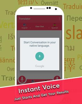 Translator: Text & Voice Translate for FREE screenshot 3