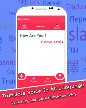 Translator: Text & Voice Translate for FREE screenshot 1