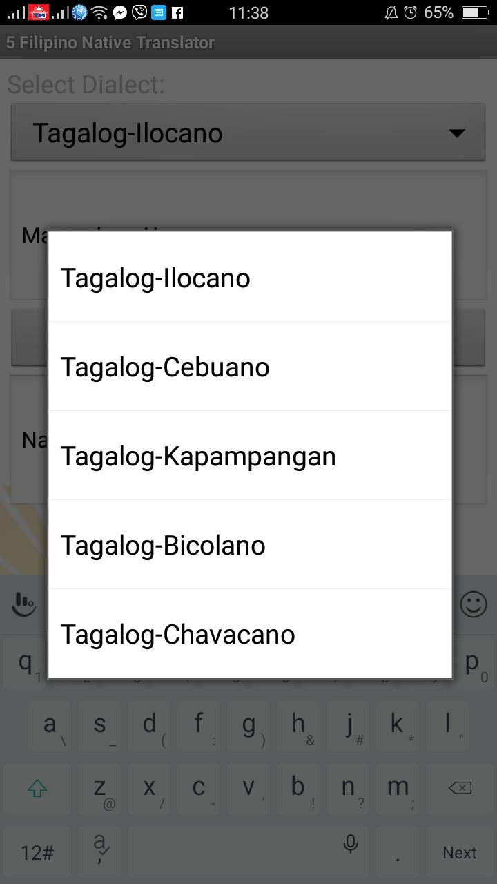 5 Filipino Native Translator for Android - APK Download