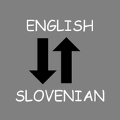 English - Slovenian Translator icon