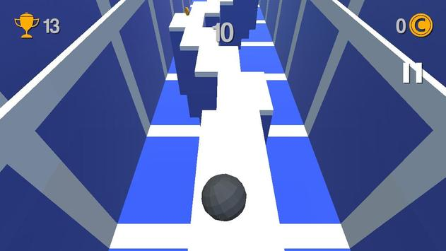 Rolling Boulder - Arcade Game apk screenshot