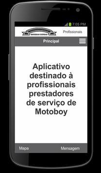 Transmotofrete - Profissional screenshot 2