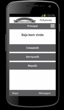 Transmotofrete - Profissional screenshot 4