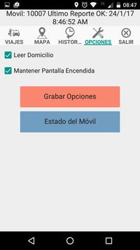 Despacho 2.0 Transmitaxi apk screenshot