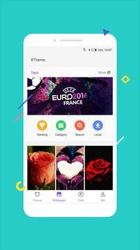 XOS - Launcher,Theme,Wallpaper apk screenshot
