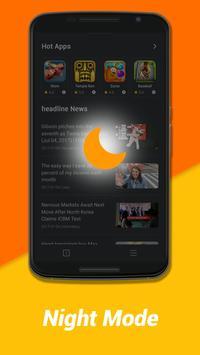 Phoenix browser-Fast browsing  NetVideo Hunter apk screenshot