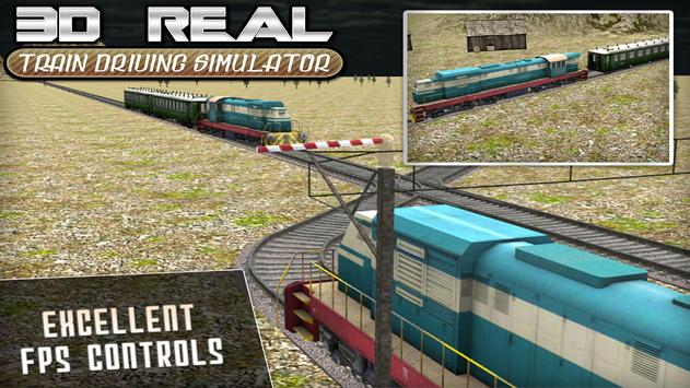 Real Train Drive Simulator 3D screenshot 12