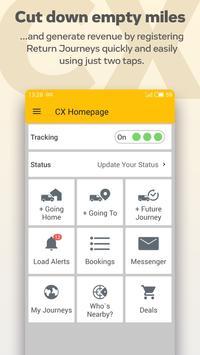 Courier Exchange apk screenshot