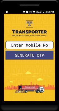 Transporter apk screenshot