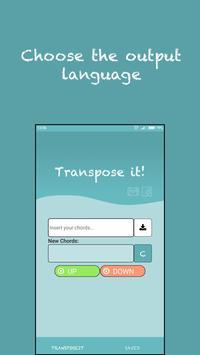 Transpose it! poster