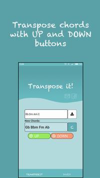 Transpose it! screenshot 1