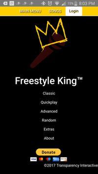 Freestyle King (basic) poster