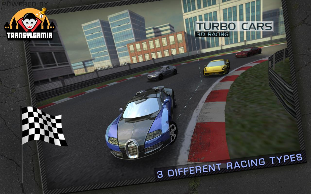 Turbo Cars 3D Racing APK Download - Free Racing GAME for Android ...