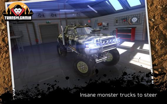 Monster Truck Jam Racing 3D screenshot 5