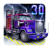 Skill3D Parking Thunder Trucks icon