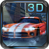 Street Thunder 3D Night Race icon