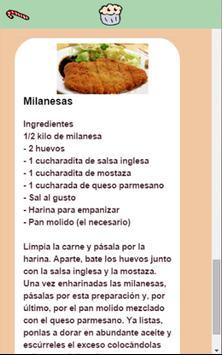 Cocinarsi screenshot 2