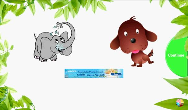 Animal Discovery FREE apk screenshot