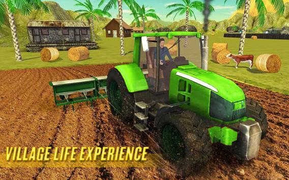 Farm Simulator: Modern Farmer Real Tractor Driving screenshot 4