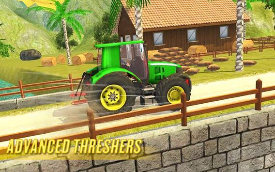 Farm Simulator: Modern Farmer Real Tractor Driving screenshot 10