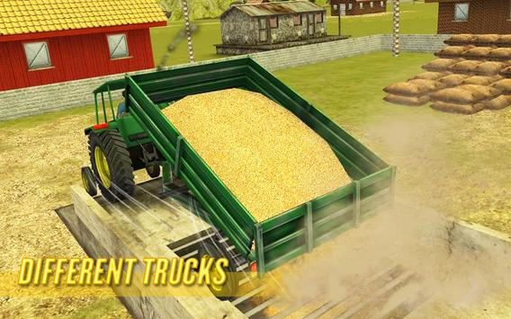 Farm Simulator: Modern Farmer Real Tractor Driving screenshot 3