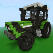 Tractor Farm: Minecraft Ideas icon