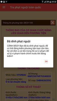 Tra cuu phat nguoi screenshot 6