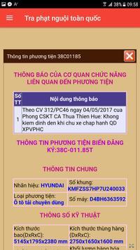 Tra cuu phat nguoi screenshot 7