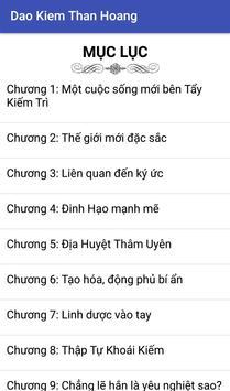 Dao Kiem Than Hoang screenshot 1
