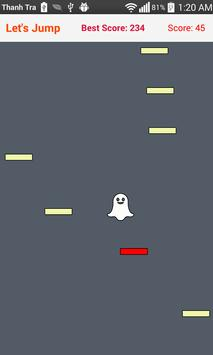Jumping Ghost poster