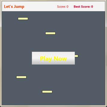 Jumping Ghost apk screenshot