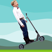 Yodeling Kid Scooter icon