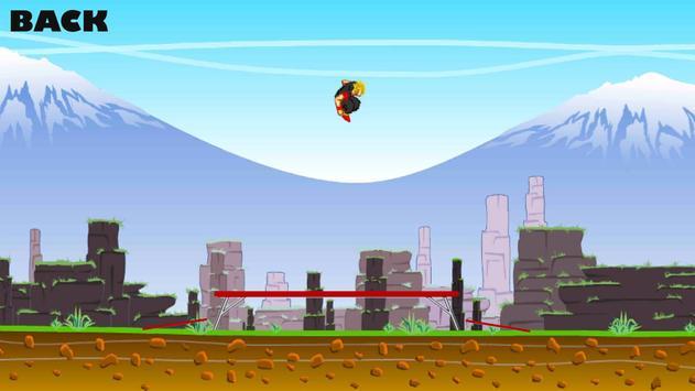 Backflipmania FREE apk screenshot