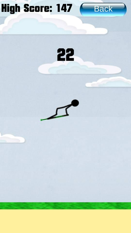 Pogo Stick Man for Android - APK Download