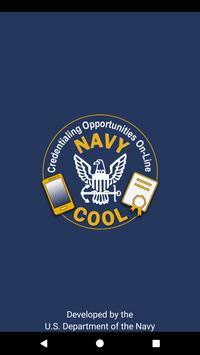 Navy COOL poster