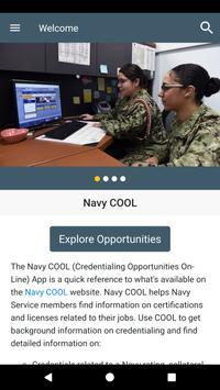 Navy COOL screenshot 1