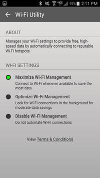 Wi-Fi Utility 포스터