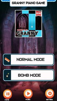 Granny Piano Game Trend screenshot 1