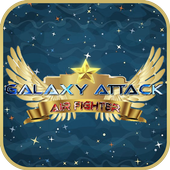 Galaxy Attack Air Fighter icon