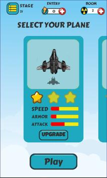 Galaxy Attack Air Fighter screenshot 2