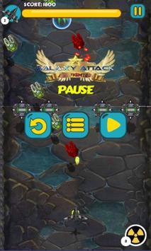 Galaxy Attack Air Fighter screenshot 7